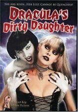 Dracula's Dirty Daughter (DVD,2007)
