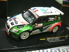 SKODA FABIA s2000 Rally Monte Carlo 2010 3rd Vouilloz CASTROL Ixo ram420 1:43
