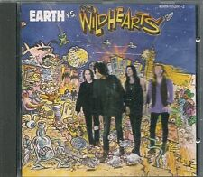 CD ALBUM 11 TITRES--EARTH VS THE WHILDHEARTS--WHILDHEARTS--1993