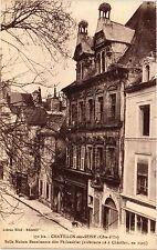 CPA  Chatillon-sur-Seine (Cote-d'Or) - Belle Maison Renaissance dite  (354062)