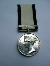 Victorian Navy General Service medal NGSM Syria 1840 John Long Able Seaman