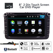 "8"" Car Stereo DVD GPS Navigation Volkswagen VW for 2007-2012 Passat Jetta+ CAM"