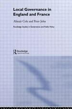 Routledge Studies in Governance and Public Policy: Local Governance in.