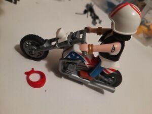 Playmobil 5280: moto