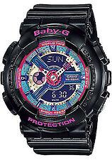 Resin Case Quartz Battery Round Wristwatches
