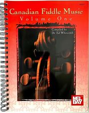 Canadian Fiddle Music by Dr Ed Whitcomb- Volume 1/ New!