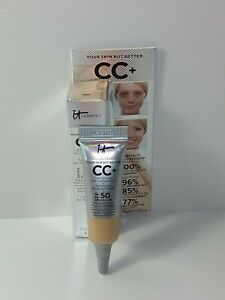 it Cosmetics - CC+ Color Correcting Full Coverage CreamLight 4 ml