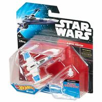 Hot Wheels Star Wars Resistance X-Wing Fighter NEW!