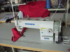 Wimsew C111-LC Industrial Sewing Machine & LED Needle Light