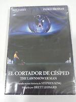 STEPHEN KING EL CORTADOR DE CESPED DVD CASTELLANO ENGLISH TERROR BRETT LEONARD