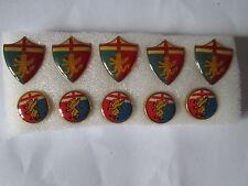 lotto 10 pins lot GENOA FC club spilla football calcio soccer pins badge spille