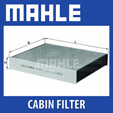 MAHLE Carbon Activated Pollen Air Filter (Cabin Filter) - LAK812 (LAK 812)