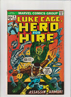 Luke Cage, Hero For Hire #6 VG/FN 5.0 Marvel Comics 1972 Bronze Age