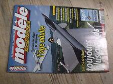 $$ Modèle magazine N°622 plan encarté avion Sleeky 95  Spitfire 60  Twin Jet