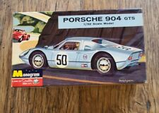 VINTAGE~1964 Porsche 904 GTS 1:32~Slot Car Monogram Model Kit~PC99-100~1964