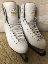 Jackson Mystique Used Figure Skates - Size 3C