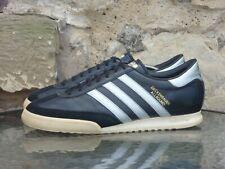 2009 Adidas Beckenbauer Allround UK10.5 / US11 Originals Rare OG CW Black Silver