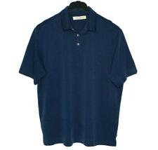 Tommy Bahama Men's short sleeve blue Polo Shirt size L
