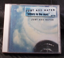 Just Add Water - Letters In The Mail - CD EP - Australia