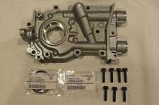 Genuine JDM Subaru 12mm Oil Pump w/ Seals & Bolts 15010AA310 OEM High Flow NEW
