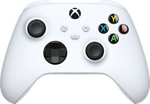 Original Microsoft Xbox ONE X S Wireless Controller QAS-00001 Robot White-RB 🎮