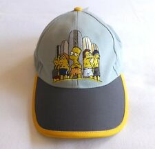 Rare THE SIMPSONS with HELLFISH LOGO hat cap 2002