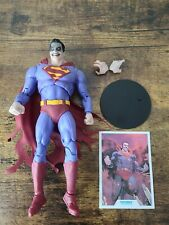 Superman the Infected DC Multiverse McFarlane Toys 7 Inch Action Figure