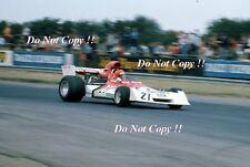 Niki Lauda BRM P160E British Grand Prix 1973 Photograph 2