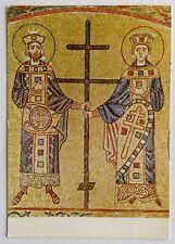 Monastery of Hosios Lucas The Holies Konstantin and Helen Postcard (P269)