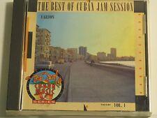 The Best Of Cuban Jam Sessions Vol. 1, Julio Guitirrez, Nino Rivera, Cachao !!!