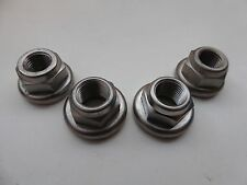 Vintage NOS Classic Campagnolo pista /Track Nuts set of 4 Mint 4 Colnago Bianchi