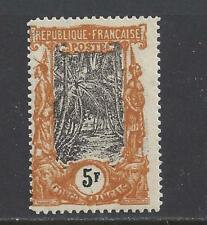 FRENCH CONGO - 49a - WITH ASDA CERTIFICATE - MH - 1900-1904 - COCONUT GROVE
