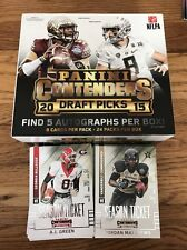 2015 Panini Contenders Draft Picks Football Complete Base Set 100 Cards