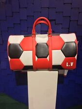 Louis Vuitton Limited Edition FIFA World Cup Team Egypt Keepall Bandoulière 50