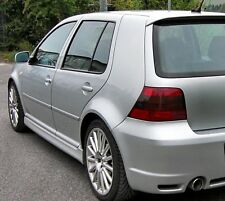 Side skirts for VW GOLF MK4 4 IV R32 5 DOOR ABS Plastic