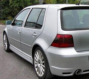 Side skirts for VW GOLF MK4 4 IV R32 5 DOOR ABS Plastic