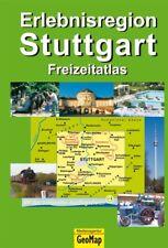 Atlas Erlebnisregion Stuttgart: Mit den schönsten Ausflugszielen - GeoMap