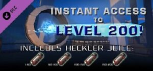 Anarchy Online: Access Level 200 Heckler Juices - 60% Off!!