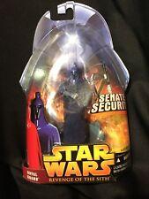 BLUE ROYAL GUARD #23 Star Wars ROTS 2005 Senate Security NEW