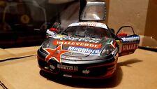 1/18 Scale Hot Wheels Ferrari Elite F430 Coca cola Read description!!