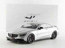 GT Spirit 2015 Mercedes Benz Brabus  850 S Coupe Silver LE of 504 1/18 Scale New