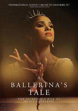 A Ballerina's Tale (DVD, 2016)  African American woman American Ballet  NEW