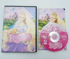 Barbie as Rapunzel-PC MAC CD-ROM-Windows, Power Macintosh-Gratuit, Rapide p&p!