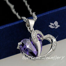 Unbranded Mixed Themes Amethyst Fashion Necklaces & Pendants