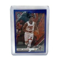 Jimmy Butler Miami Heat 2019-20 Panini - Donruss Optic Prizm Basketball Card