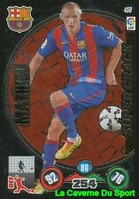 450 JEREMY MATHIEU FRANCE FC.BARCELONA SUPERCRACK CARD ADRENALYN 2015 PANINI