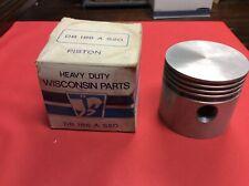 Wisconsin engine piston DB 186 A S20