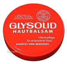 GLYSOLID Hautbalsam Handcreme Pflegecreme Glycerin Allantoin 100ml Creme