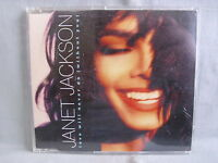 Janet Jackson- Love will never do (without you)- 3-Track MCD- Made in Germany 90