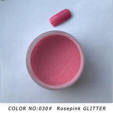 SUPER SHINE Dipping Powder Nail Acrylic Rosepink GLITTER Color System 56.5g